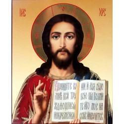 Иисус Христос (погрудный) 20 х 24 см