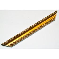 Багет П189-золотый  528м  15х17
