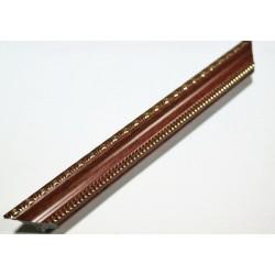 Багет П189-коричневый  528м  15х17