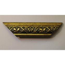 Багет П208 (золотой) (300м) 117пл-100 14х28