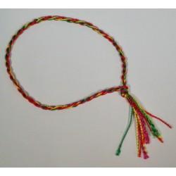 Браслет  ниточка плетеный 5-5 3000шт