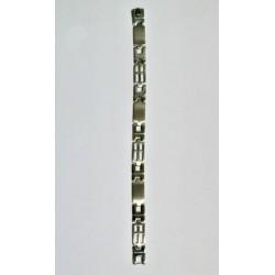 Браслет метал.  6-6(упаковка 12 шт)