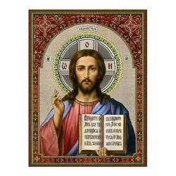 012 Иисус к Казанской гобилен 30*40