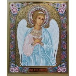 Ангел Хранитель 15*18 конгрев СОФРИНО ЭМАЛЬ 1 цв