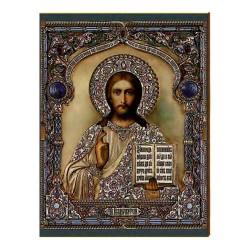 020 Иисус (Рублев)