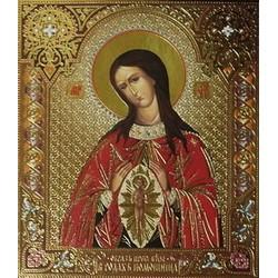 В родах помощница Пресвятая Богородица 10 х 12