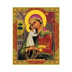 Взыскание погибших Пресвятая Богородица 10 х 12
