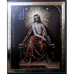 Иисус в терновом венце 10 х 12