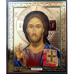 Иисус к Византийской Пр.Б-це 10 х 12