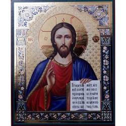Иисус к Владимирской Пр.Б-це 10 х 12