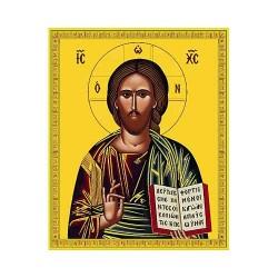 Иисус к Греческой Пр. Б-це 10 х 12