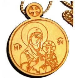 Медальон Лазарная графика (99-3)