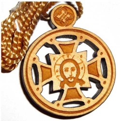 Медальон Лазарная графика (99-5)