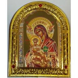 Иерусалимская Иконы Арочные 10х12