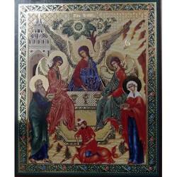 Троица (жертвоприношением) 10х12