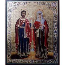 Адриан и Наталья 10 х 12