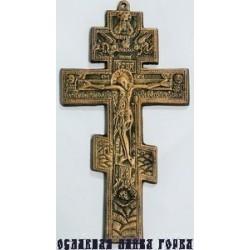 Крест 2 Гипс 19х10