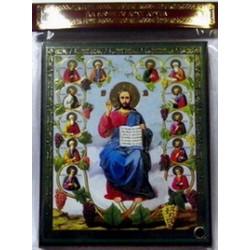 Аз есмь Лоза Ист ( 12 апостолов) 10 х 12 ДСП  БЕЗ КАПСУЛЫ