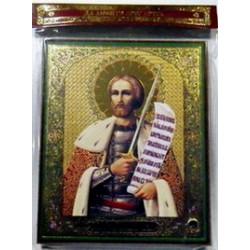 Александр Невский 10х12 ДСП БЕЗ КАПСУЛЫ