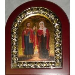 Адриан и Наталия, арка большая
