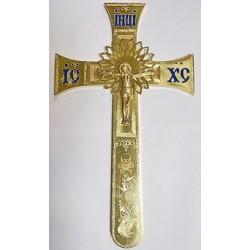 12 Крест мальтийский