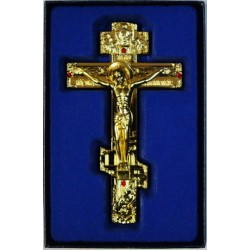 Кресты металлические SV 14 (ЗОЛ. цв.) Сувенирные КИТАЙ