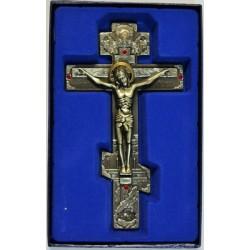 Кресты металлические SV 16 (бронз. ЗЕЛ. цв.)Сувенирные КИТАЙ
