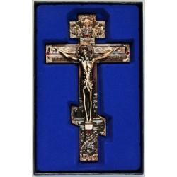 Кресты металлические SV 16 (бронз. КРАСН. цв.)Сувенирные КИТАЙ