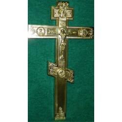 25 Крест восьмиконечный  с ликами