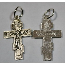 Крест 8 конечн. алюмин. К маленький (25*10 мм), Белый упаковка 1000 шт