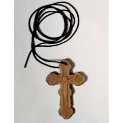 Крест Кожанный фигурный упаковка 100 шт