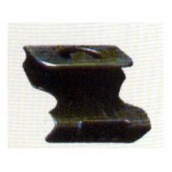 Вешалка н117 чёрная (в коробке 17900 шт. 1000шт в уп)