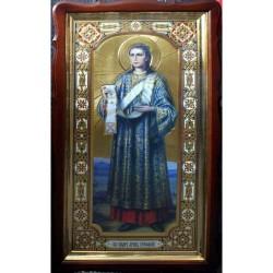 Киот Храмовый 116х67 БН  Стефан