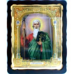 Киот Храмовый  60х80 фигурный БН Св. Андрей Первозванный