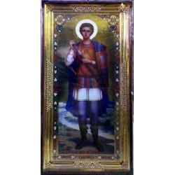 Дмитрий Солунский 56х114