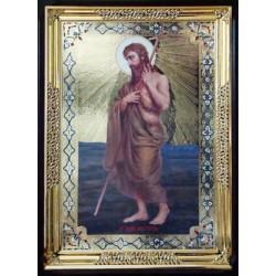 Иоанн Креститель  61х87 см