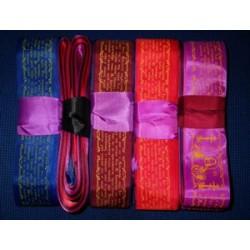 Пояс (живый в помощи) краски шелк Плотность 190-210 гр /м2