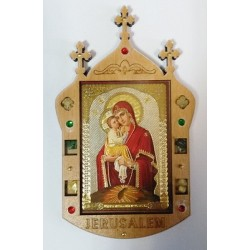Почаевская икон под орг.стек.Церковь 11 Мир.