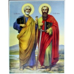 Петр и Павел, 46*62см.