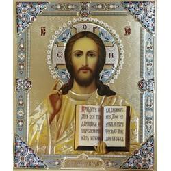 Иисус Христос 15*18 конгрев СОФРИНО ЭМАЛЬ