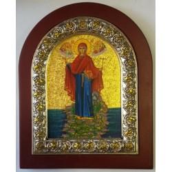 Афонская Гора Пресвятая Богородица, арка средняя