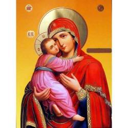 Владимирская Пресвятая Богородица 30 х 40 см