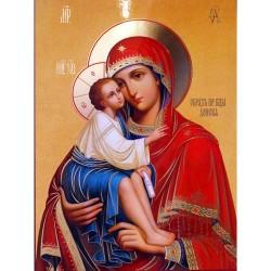 Донская Пресвятая Богородица 30 х 40 см