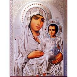 Иерусалимская (греч)  Пресвятая Богородица 30 х 40 см
