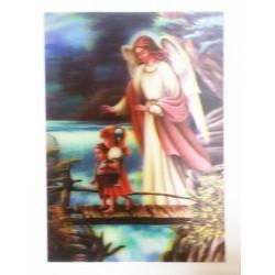 Ангел с ребенком