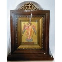 Ангел Хранитель Киот настольный 6х8