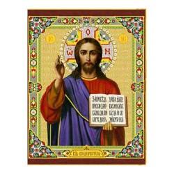 029 Иисус к Владимирской гобилен 30х40