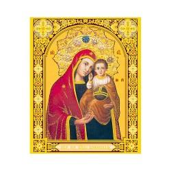 Боянская Пресвятая Богородица 10 х 12