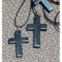 Крест 5б Гагат