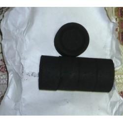 Уголь 50 х 5 М  белая упак.